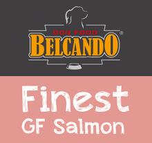 Логотип Belcando Finest GF Salmon