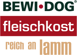 Логотип Bewi Dog Fleischkost reich an Lamm