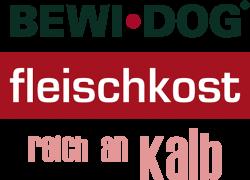 Логотип Bewi Dog Fleischkost reich an Kalb