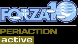 Логотип Forza 10 Periaction Active