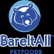Логотип BareItAll Pet Foods
