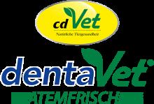 Логотип Denta Vet Atemfrisch
