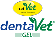 Логотип Denta Vet Gel