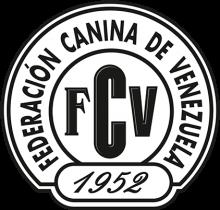 Логотип Federacion Canina de Venezuela