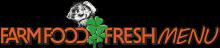 Логотип Farm Food Fresh Menu
