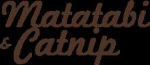 Логотип Matatabi & Catnip