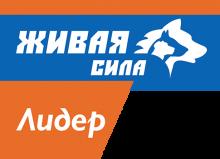 Логотип Живая сила Лидер
