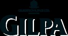 Логотип Gilpa