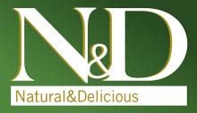Логотип Natural & Delicious