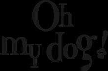 Логотип Oh My Dog!