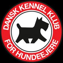 Логотип Dansk Kennel Klub