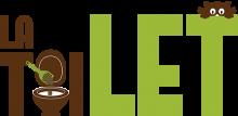 Логотип La Toilet