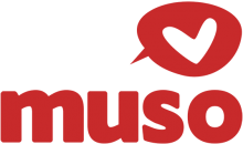 Логотип Muso