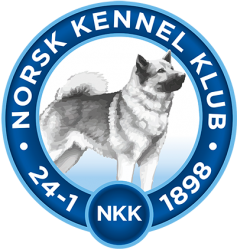 Логотип Norwegian Kennel Club