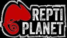 Логотип Repti Planet