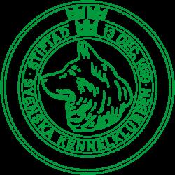 Логотип Swedish Kennel Club