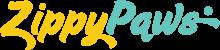 Логотип Zippy Paws