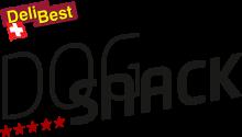 Логотип Deli Best Dog Snack