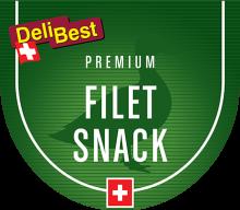 Логотип Deli Best Filet Snack Duck