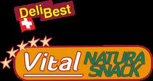 Логотип Deli Best Vital Natura Snack