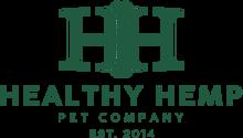 Логотип Healthy Hemp