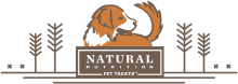 Логотип Natural Nutrition Pet Treats