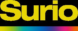 Логотип Surio