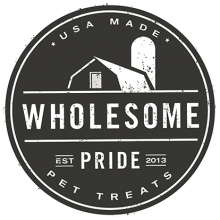 Логотип Wholesome Pride Pet Treats