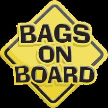 Логотип Bags On Board