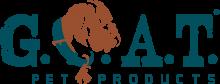 Логотип G.O.A.T. Pet Products