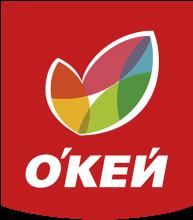 Логотип СТМ О'кей