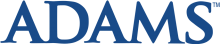 Логотип Adams