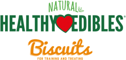 Логотип Nylabone Healthy Edibles Biscuits