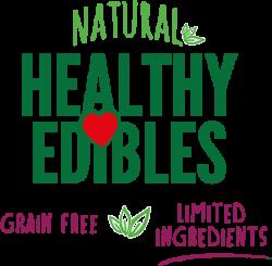 Логотип Nylabone Healthy Edibles