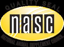 Логотип NASC