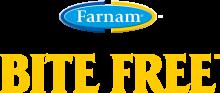 Логотип Farnam Bite Free