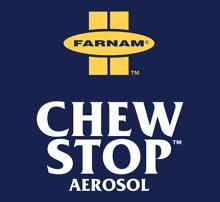 Логотип Farnam Chew Stop