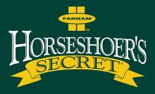 Логотип Farnam Horseshoer's Secret