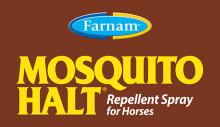 Логотип Farnam Mosquito Halt