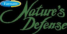 Логотип Farnam Nature's Defense