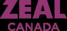 Логотип Zeal Canada