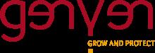 Логотип Genyen