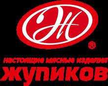 Логотип Zhupykov 2019