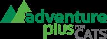 Логотип Adventure Plus For Cats