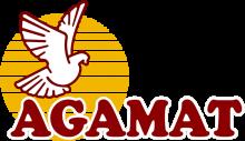 Логотип Agamat