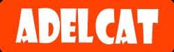 Логотип Adel Cat