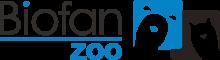 Логотип Biofan Zoo