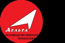 Логотип Дельта