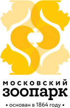Логотип Московский зоопарк