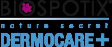 Логотип Biospotix Dermocare+